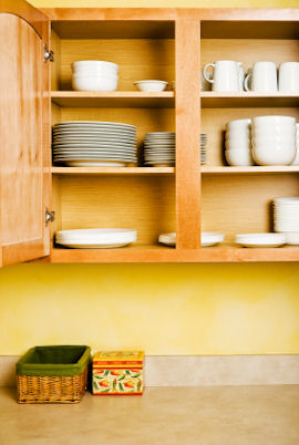 Kitchen on Easy Kitchen Cabinet Organization Tips That Get You Organized Fast