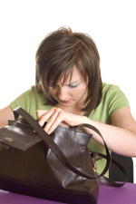 purse organization tips