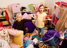 organize kids