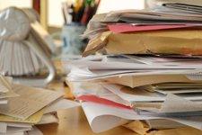 Organizing Paperwork